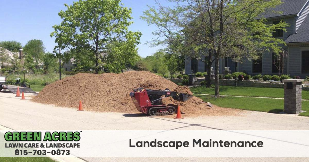 Illinois landscape maintenance company.