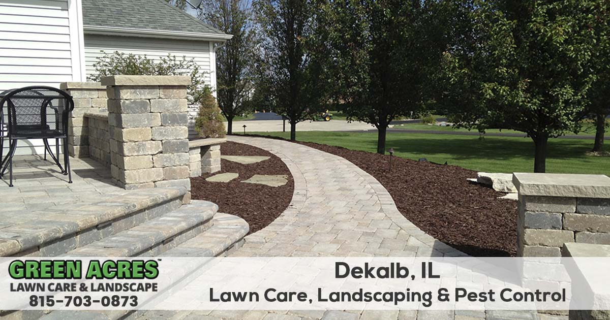 Lawn Care Services in Dekalb, IL
