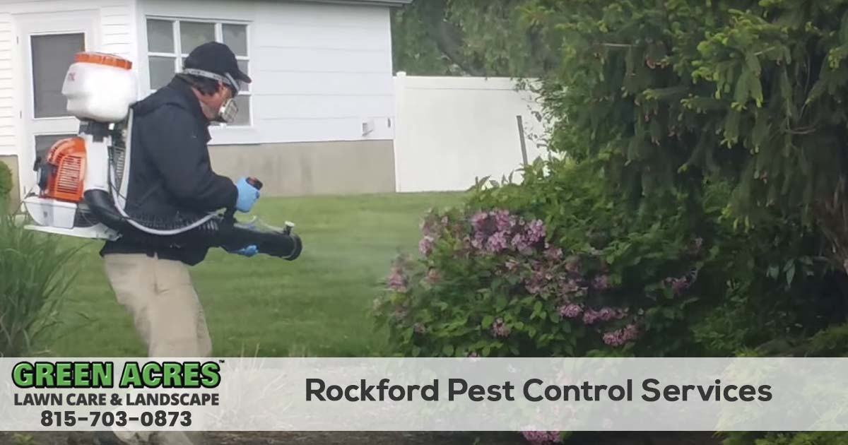 Rockford Illinois Pest Control and Mosquito Company