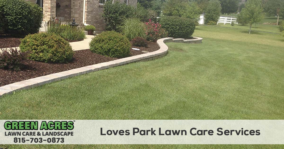 Loves Park Illinois Lawn Care Company